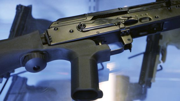 Trump administration officially bans bump stocks