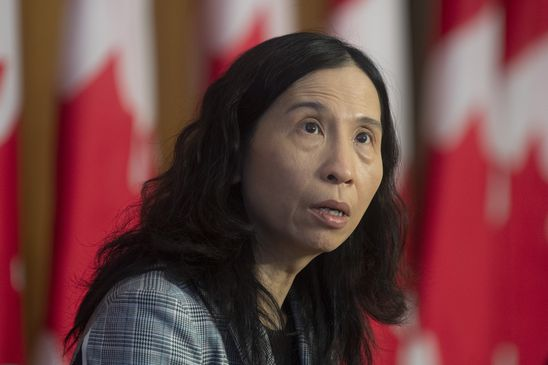 Politics Briefing: Tam hopeful that Canada has passed the peak of COVID-19′s third wave