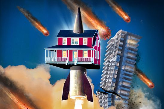 Off the charts: How Canada's real-estate market defied expectations in the COVID-19 pandemic
