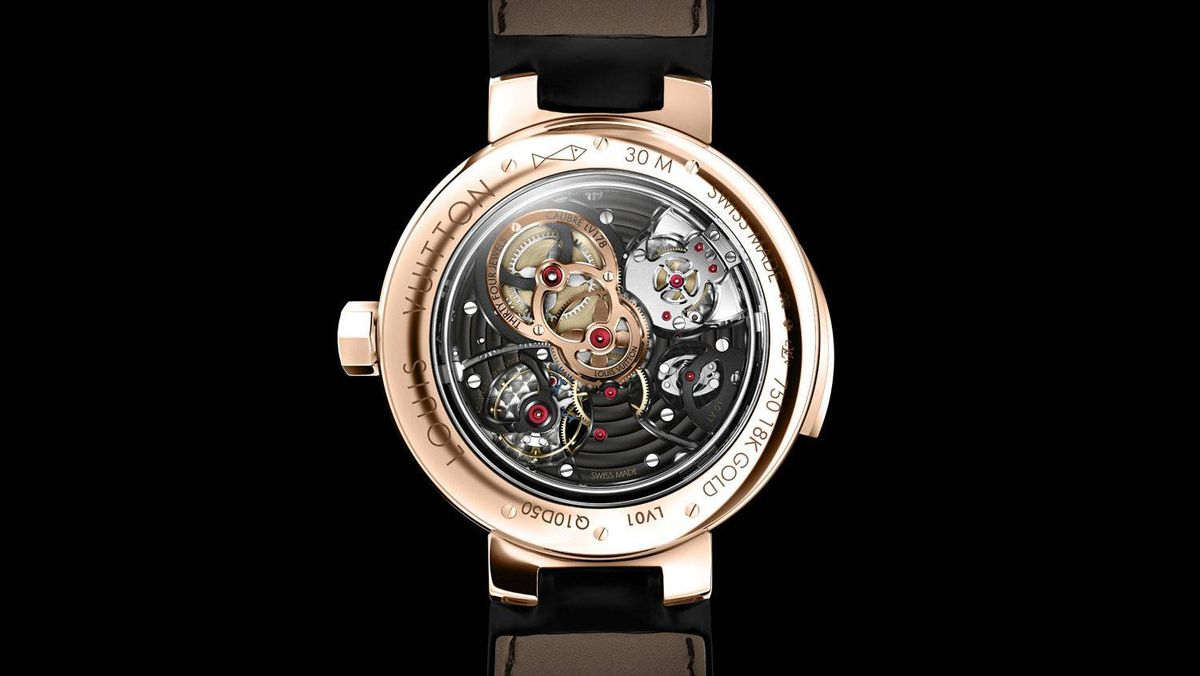 Louis Vuitton's The Minute Repeater