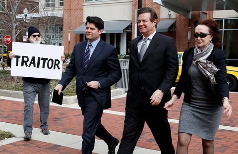 Manafort pleads not guilty again
