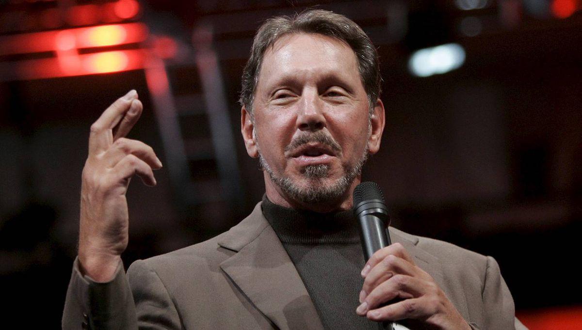 Oracle, Larry Ellison