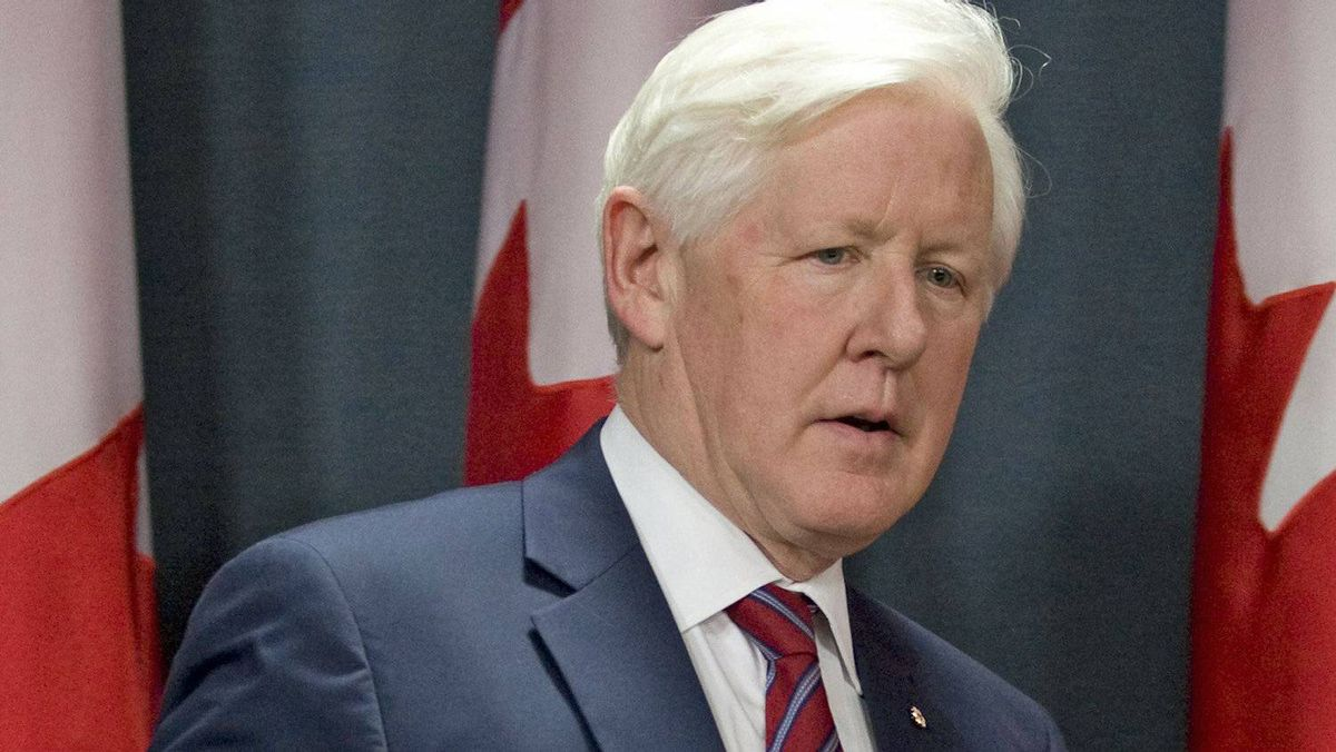 Interim Liberal Leader Bob Rae speaks during an Ottawa news conference on June 9, 2011.