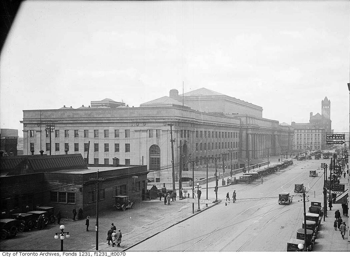 City of Toronto Archives