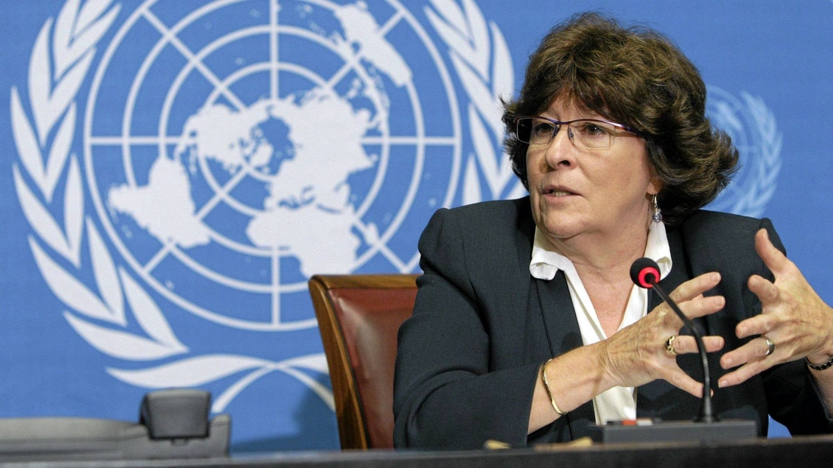 2004-08: Louise Arbour serves a controversial term as United Nations High Commissioner for Human Rights.