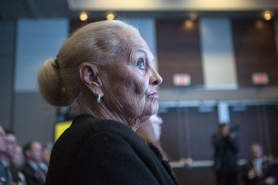 Inside Rogers board battle: Wife of late Ted Rogers, Loretta, backs CEO Natale