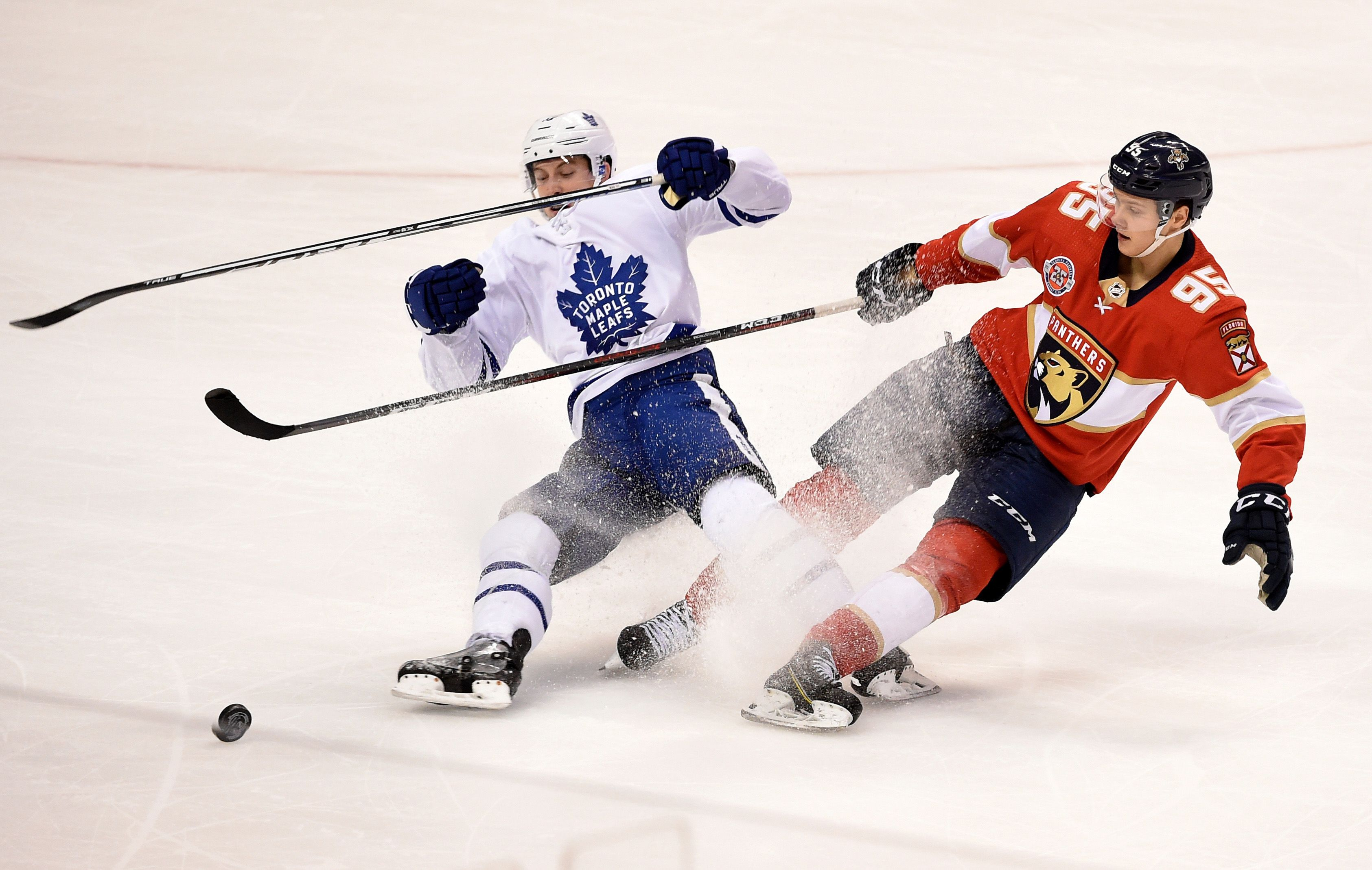 14d149949ad Panthers stop epic skid by beating Leafs