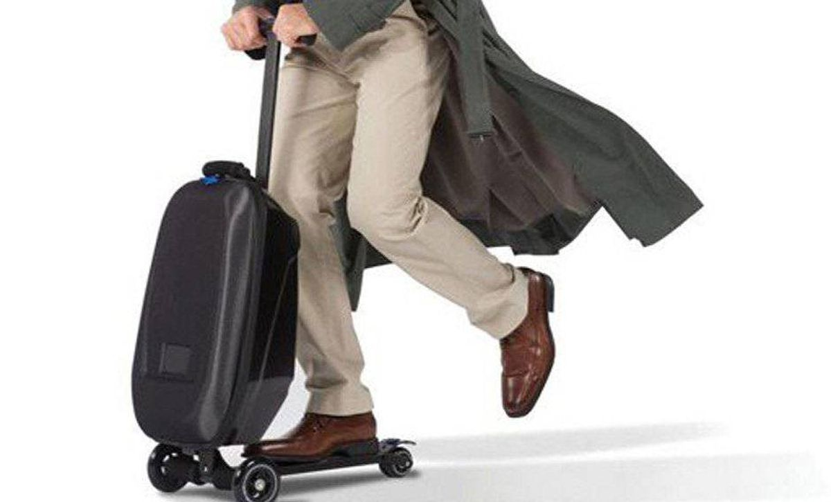 The Scootercase.