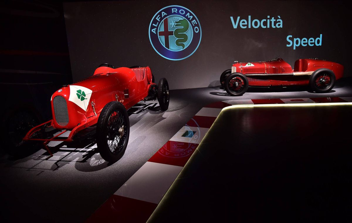 in photos alfa romeo 39 s all new 510 hp sedan is revealed the globe and mail. Black Bedroom Furniture Sets. Home Design Ideas