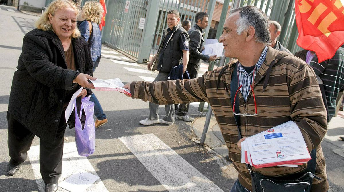 Italy's unions, including those in the auto sector in Turin, pose a big challenge to programs aimed at righting the economy.
