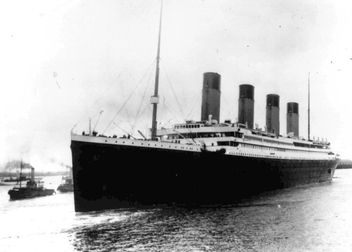 Salvage firm wants to recover the Titanic's iconic telegraph machine