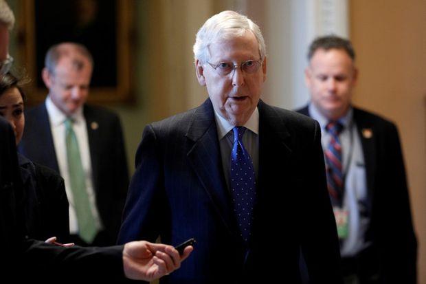 Pelosi Calls McConnell's Coronavirus Relief Proposal a 'Non-Starter'