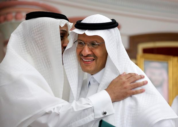 Saudi Arabia joins U.S.-led maritime coalition after attack on oil facilities