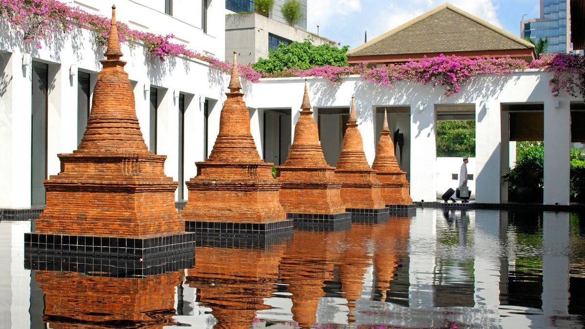 Sukhothai Spa is Bangkok's first luxury destination spa.