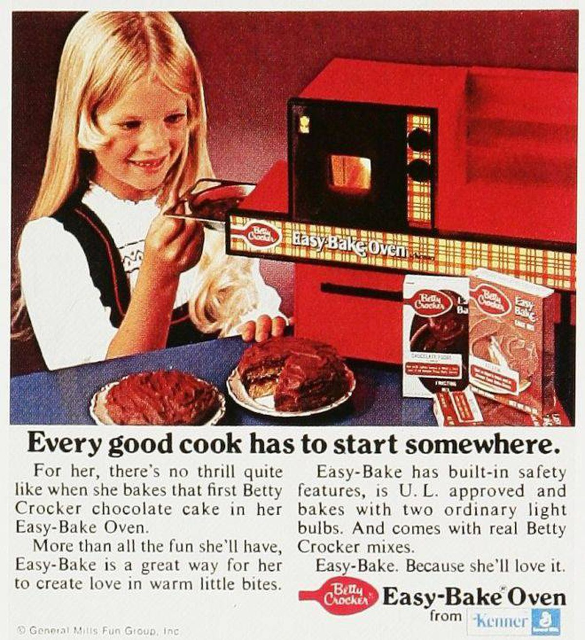Light Bulb Baking: A History of the Easy-Bake® Oven