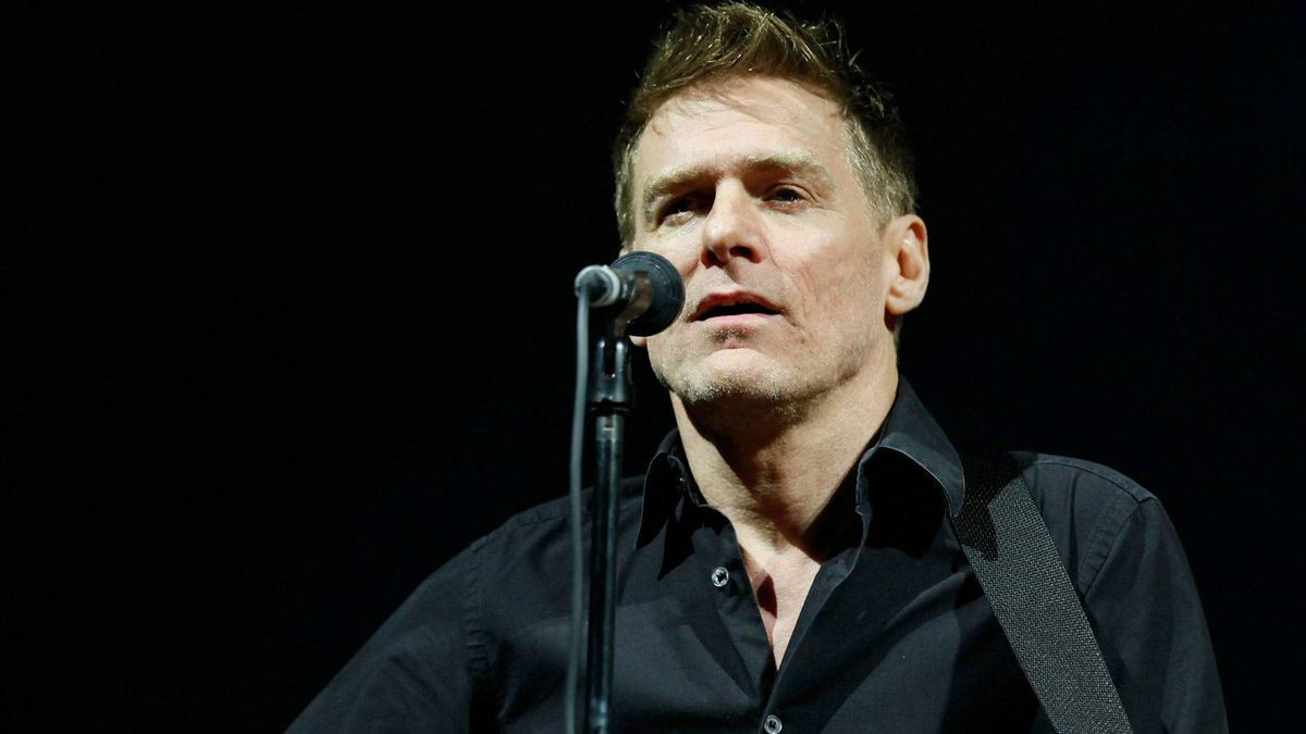 """Bryan Adams, seen here in South Africa earlier this month, is on the """"Road to the PNE."""""""