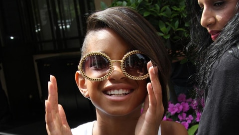 Summer Fling: Is Willow Smith, 12, growing up too fast in her new music video?