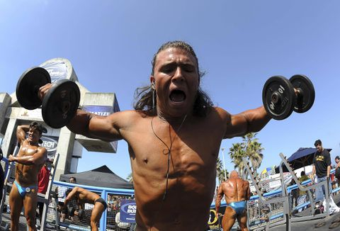 Why lift heavy weights when you don't have to?
