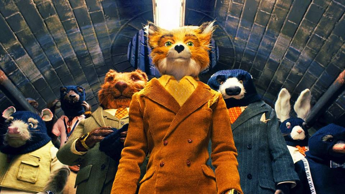Using stop-action animation, Fantastic Mr. Fox beautifully combines a new tone with an old look.
