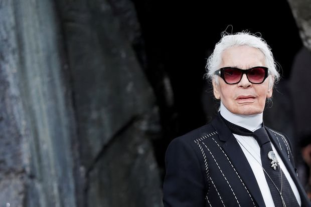 bb5959d50b Fashion icon Karl Lagerfeld dies at 85 - The Globe and Mail