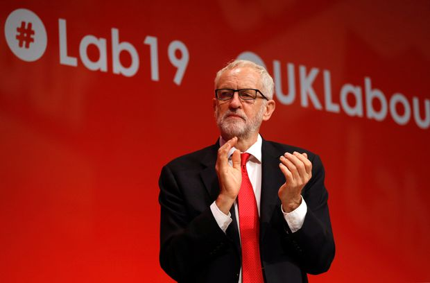UK's Labour Party, split on Brexit policy, eyes key votes