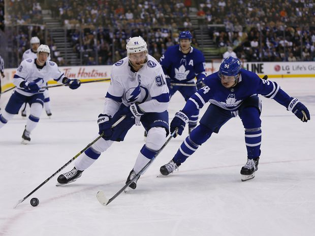 Maple Leafs Fall To Steven Stamkos And The Lightning In The Final