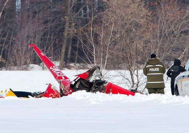 Investigation of fatal Quebec helicopter crash cites pilot's lack of experience and bad weather