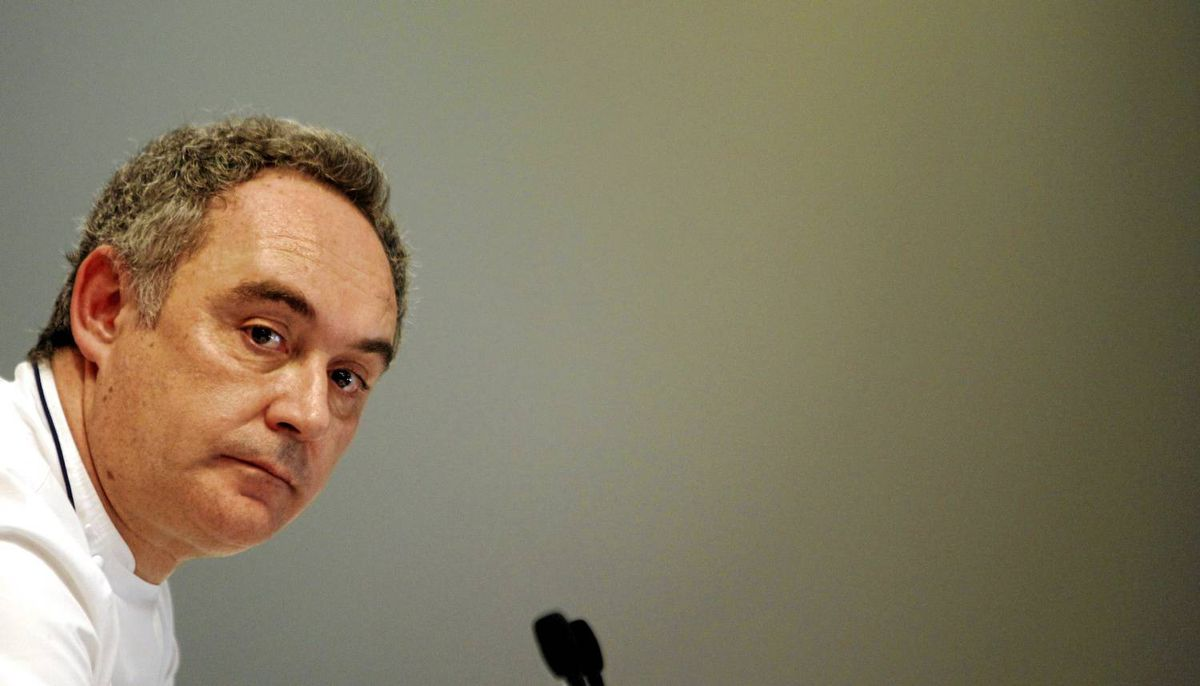 Chef Ferran Adria recently announced that he was suffering from exhaustion and would close his restaurant elBulli for two years.