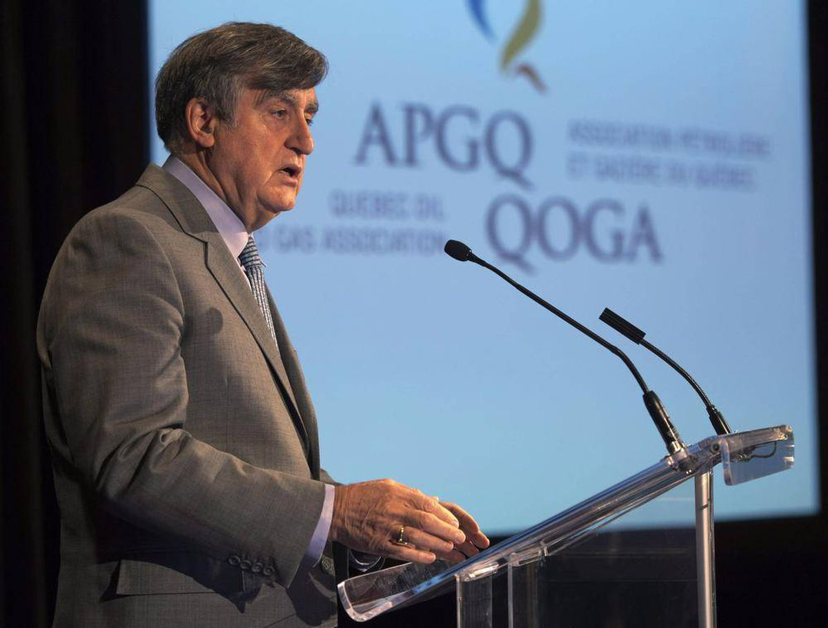 Bouchard exits as head of Quebec's oil and gas association - The