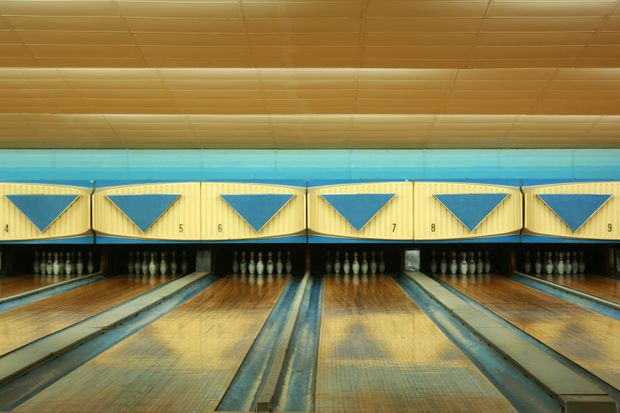 With the closings of malls, bowling alleys and the like, where do we go for a nostalgic space?