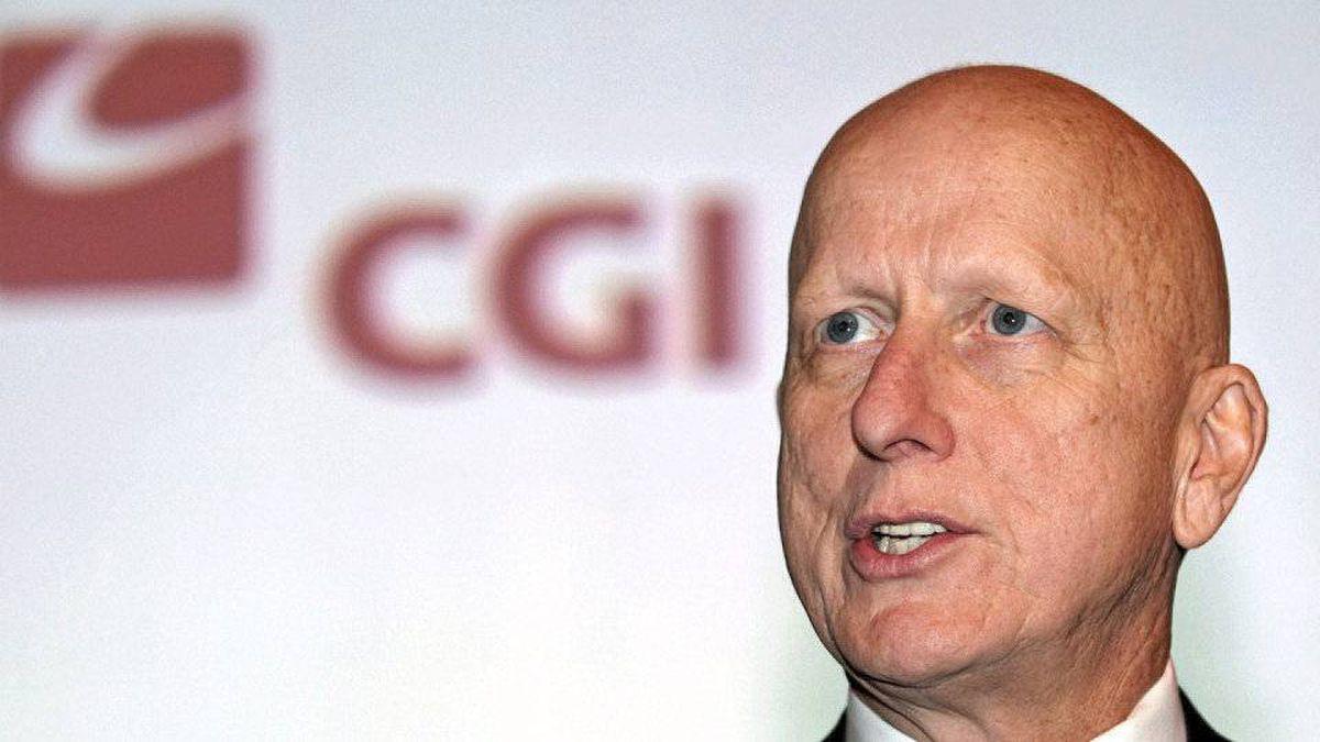 CGI CEO Michael Roach.