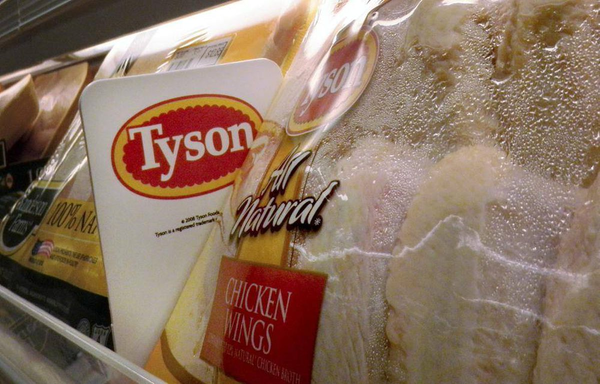 tyson foods chaplaincy Tyson fresh meats headquarters in south dakota marked their opening of a new office tuesday.