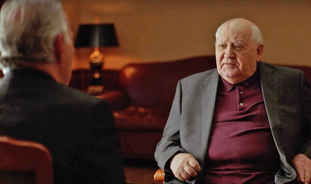Documentary Meeting Gorbachev defines the Russian politician's titan legacy in an unexpected way