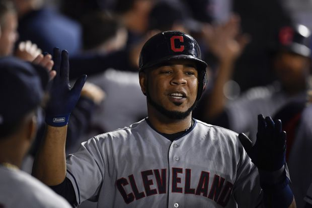Carlos Santana returning to Cleveland Indians; Edwin Encarnacion, Yandy Diaz leaving