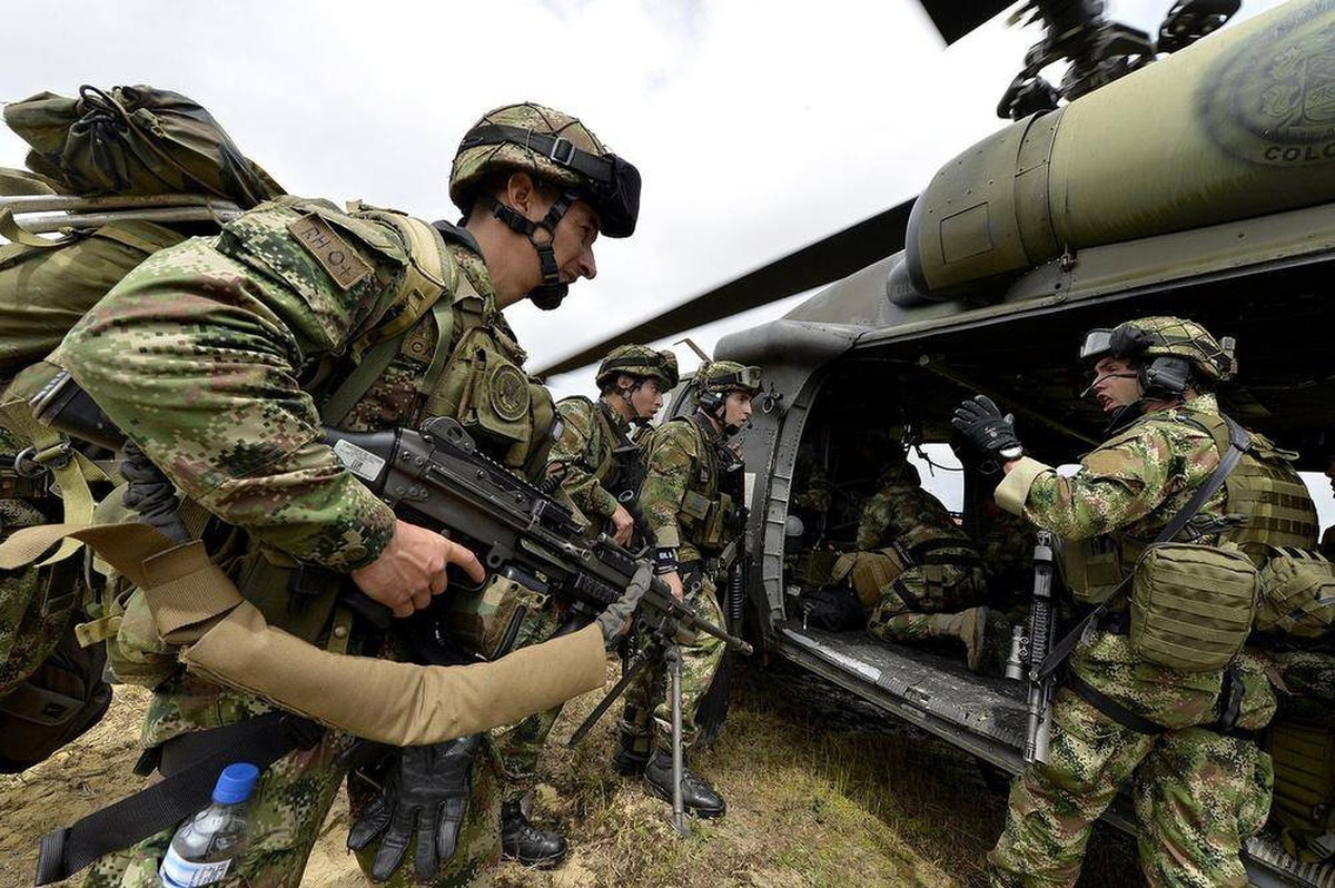 f a r c revolutionary armed forces of columbia essay Free essay: colombia has america will also stop the flow of funds to terrorist groups like the revolutionary armed forces more about columbias rights essay.