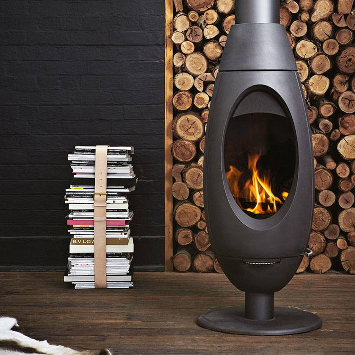 clean burners wood burning fireplaces that are as stylish as they