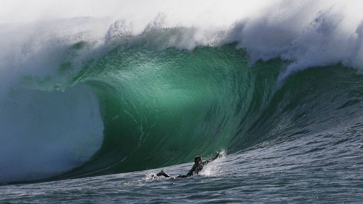 The physics of ocean waves are still difficult for existing science to fully explain. Mark Nolan/Getty Images