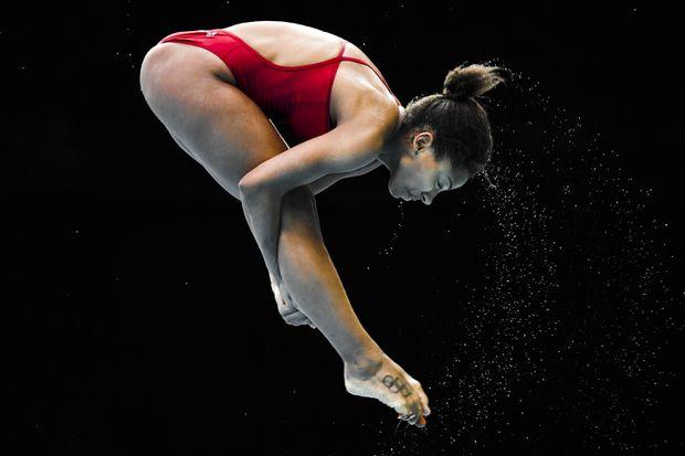 Diver Jennifer Abel starts important stretch at Canada Cup