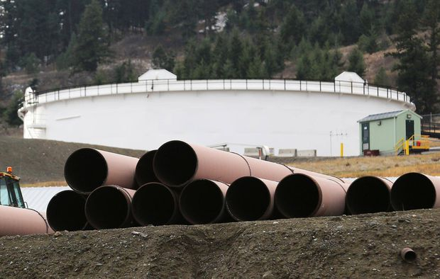 Discord over the Trans Mountain pipeline expansion rattles