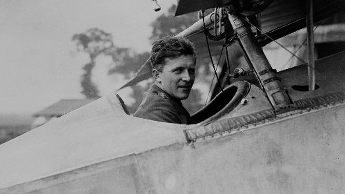 Billy Bishop, a Canadian pilot who fought in the First World War, already has an airport named after him in his hometown of Owen Sound, Ont., shown at left. A proposal by the Toronto Port Authority would rename that city's island airport the Billy Bishop Memorial Airport. NATIONAL ARCHIVES OF CANADA