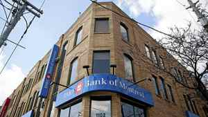 Since 2007, BMO has seen its market share on mortgages fall significantly.