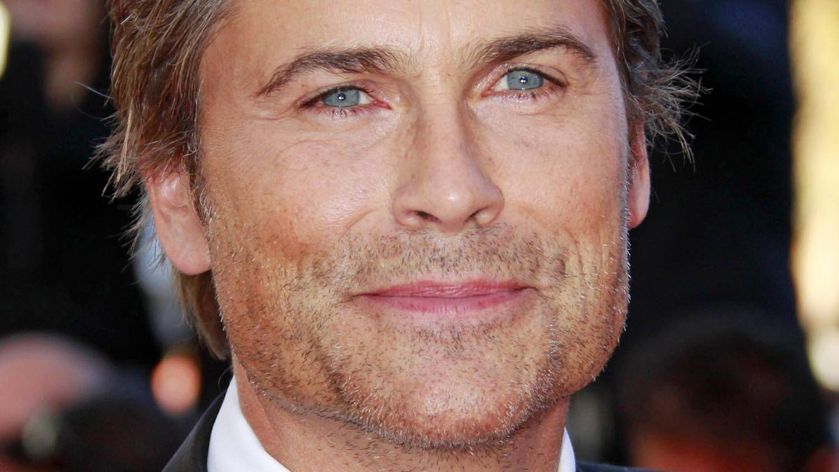 Rob Lowe in Cannes, May 16, 2011.