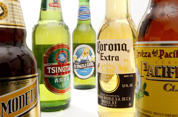 Constellation Brands tops Wall St. estimates