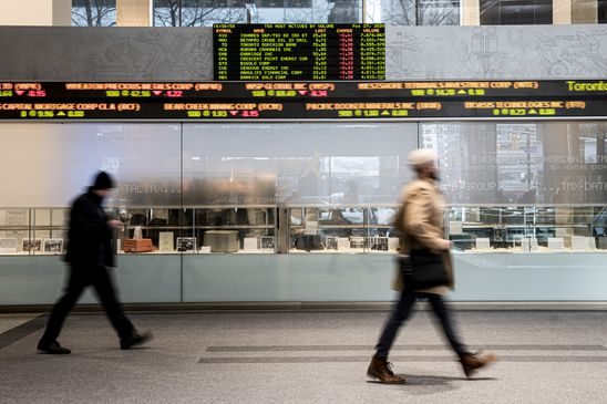 The close: TSX pares weekly gain as surging virus cases dim recovery hopes