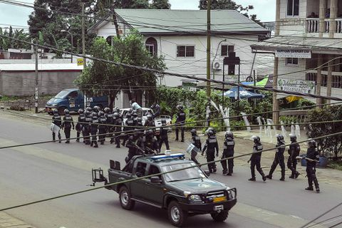 Soldiers kill six in Cameroon amid secessionist protests: mayor