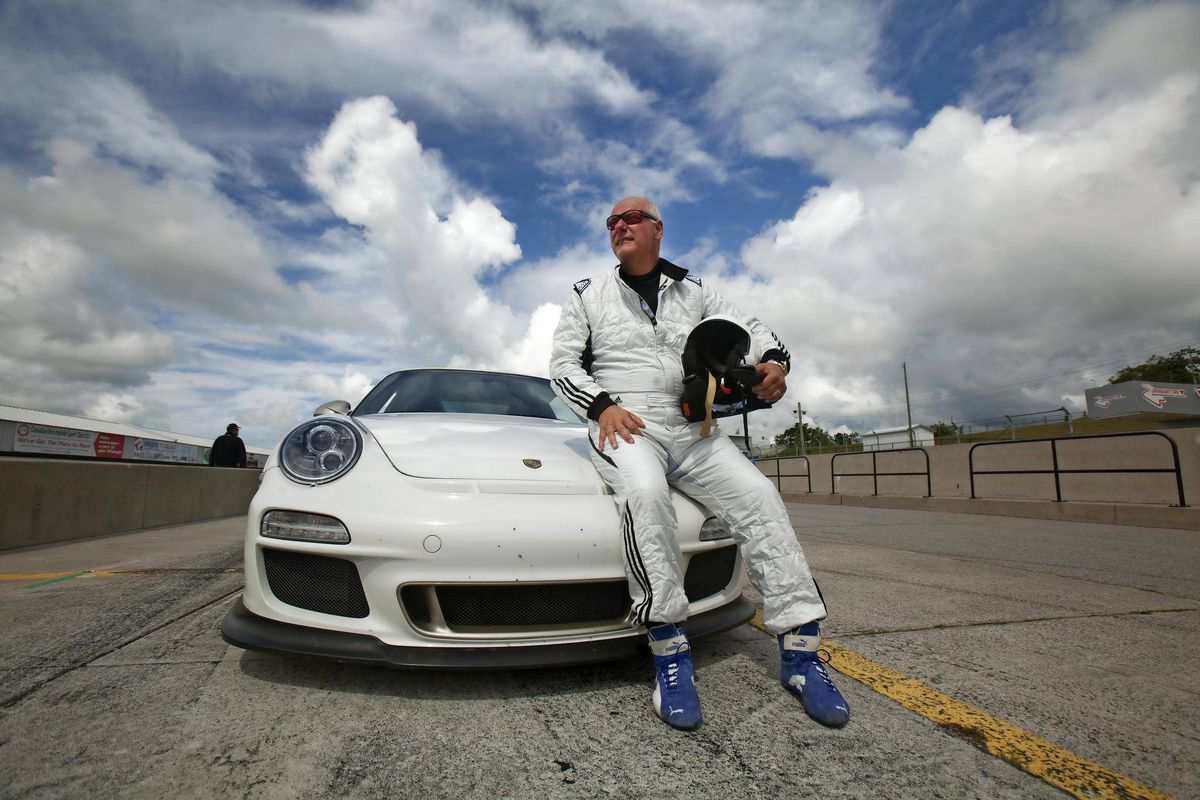 Track days provide an escape from the everyday, but at a