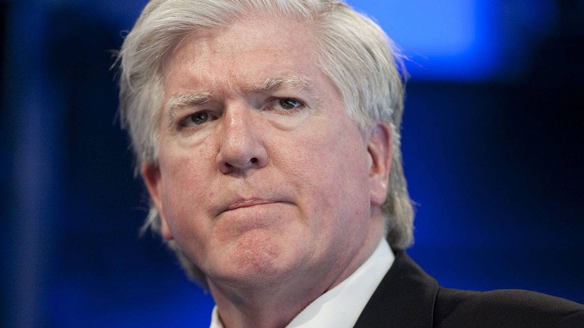 Toronto Maple Leafs General Manager Brian Burke. FILE: THE CANADIAN PRESS/Chris Young