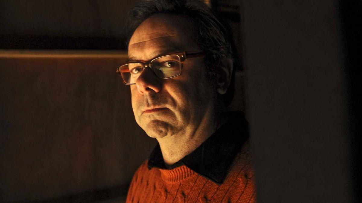 Michael Healey in December, 2008