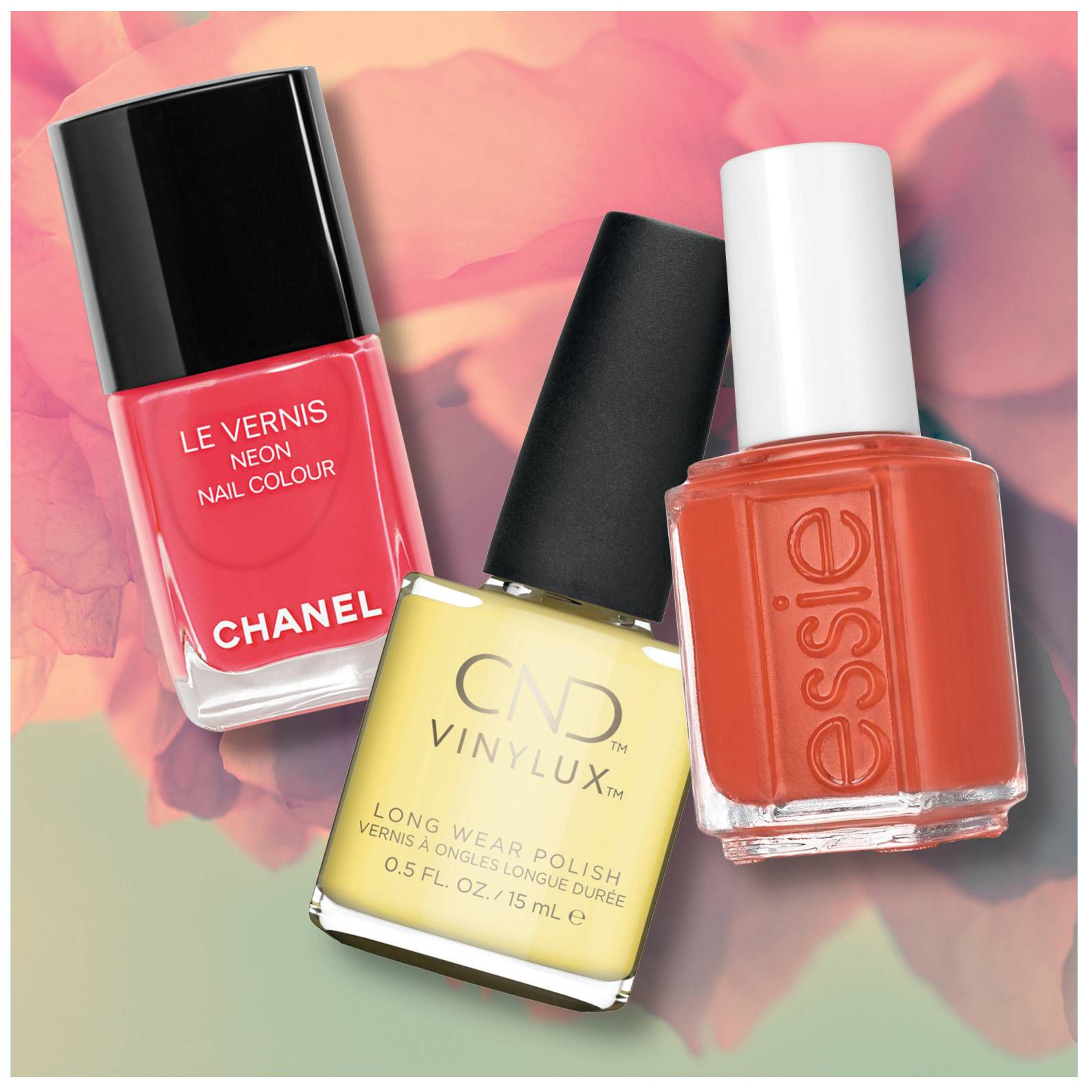 Brighten up your spring look with these fruity nail polish shades ...