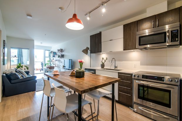 First-time buyers pay full price for unit in Vancouver's Main Street district